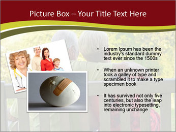 Retired couple PowerPoint Templates - Slide 20