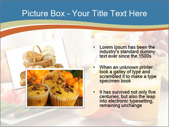 Breakfast with coffee PowerPoint Templates - Slide 20