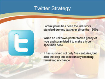 Breakfast with coffee PowerPoint Templates - Slide 9