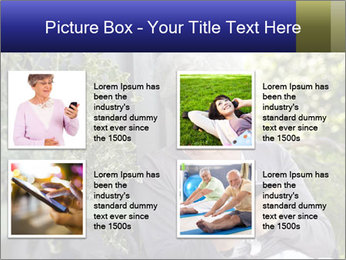 Senior woman PowerPoint Templates - Slide 14