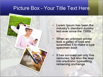 Senior woman PowerPoint Templates - Slide 17