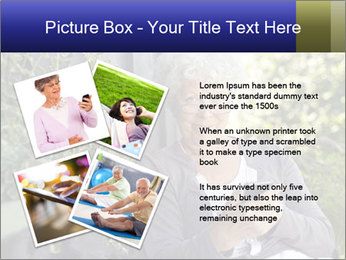 Senior woman PowerPoint Templates - Slide 23