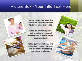 Senior woman PowerPoint Templates - Slide 24