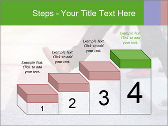 Man taking the step PowerPoint Templates - Slide 64