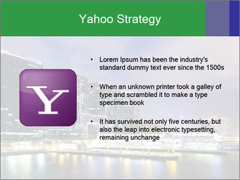 Kowloon downtown PowerPoint Template - Slide 11