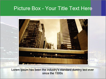 Kowloon downtown PowerPoint Template - Slide 16