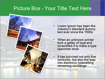 Kowloon downtown PowerPoint Template - Slide 17