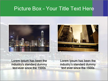 Kowloon downtown PowerPoint Template - Slide 18