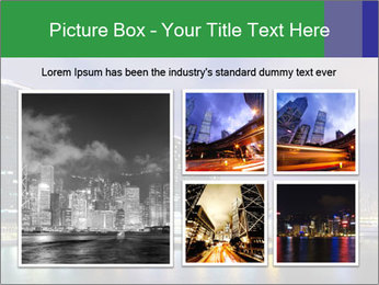 Kowloon downtown PowerPoint Template - Slide 19