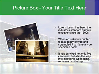 Kowloon downtown PowerPoint Template - Slide 20