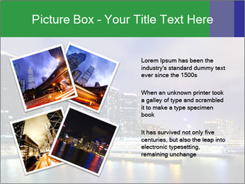 Kowloon downtown PowerPoint Template - Slide 23