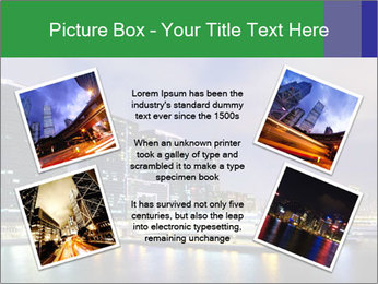 Kowloon downtown PowerPoint Template - Slide 24