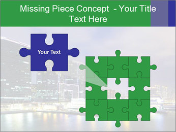 Kowloon downtown PowerPoint Template - Slide 45