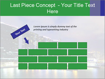 Kowloon downtown PowerPoint Template - Slide 46