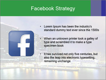 Kowloon downtown PowerPoint Template - Slide 6
