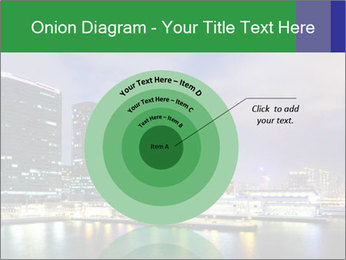 Kowloon downtown PowerPoint Template - Slide 61