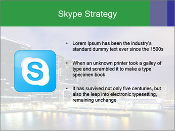 Kowloon downtown PowerPoint Template - Slide 8