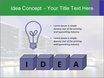 Kowloon downtown PowerPoint Template - Slide 80