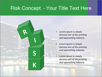 Kowloon downtown PowerPoint Template - Slide 81