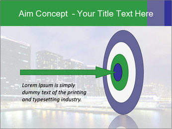 Kowloon downtown PowerPoint Template - Slide 83