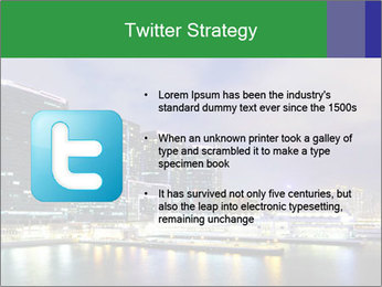 Kowloon downtown PowerPoint Template - Slide 9