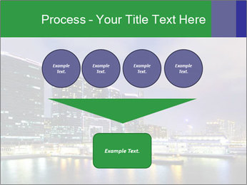 Kowloon downtown PowerPoint Template - Slide 93