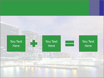 Kowloon downtown PowerPoint Template - Slide 95