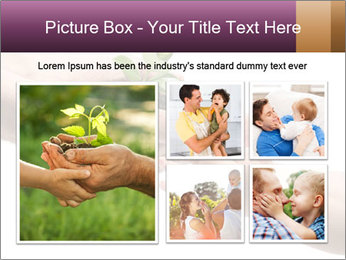Life in your hands PowerPoint Template - Slide 19