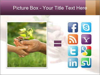 Life in your hands PowerPoint Template - Slide 21