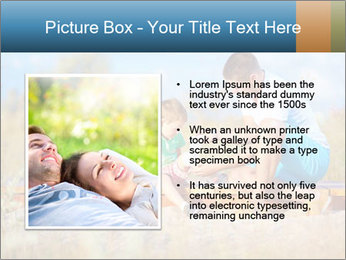 Father bandaging PowerPoint Templates - Slide 13