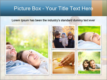 Father bandaging PowerPoint Templates - Slide 19