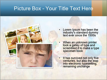 Father bandaging PowerPoint Templates - Slide 20