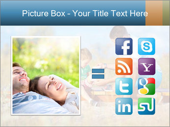 Father bandaging PowerPoint Templates - Slide 21