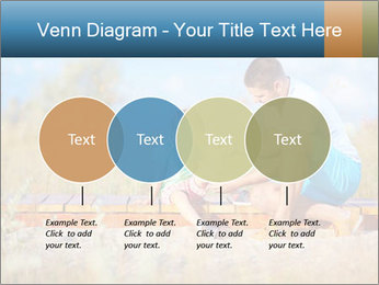 Father bandaging PowerPoint Templates - Slide 32