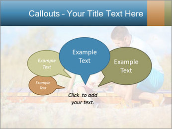 Father bandaging PowerPoint Templates - Slide 73