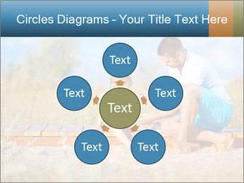 Father bandaging PowerPoint Templates - Slide 78