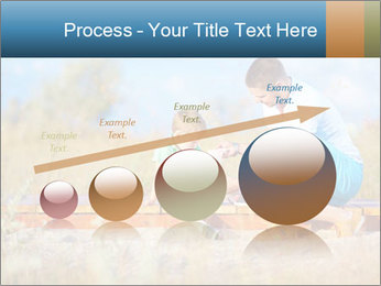 Father bandaging PowerPoint Templates - Slide 87