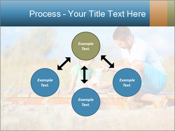 Father bandaging PowerPoint Templates - Slide 91