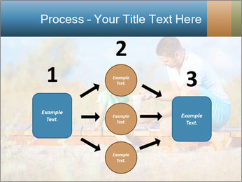 Father bandaging PowerPoint Templates - Slide 92