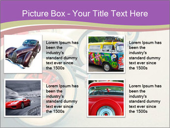 Vintage Car PowerPoint Templates - Slide 14