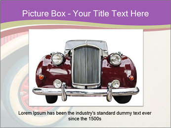 Vintage Car PowerPoint Template - Slide 15