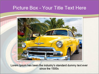 Vintage Car PowerPoint Template - Slide 16