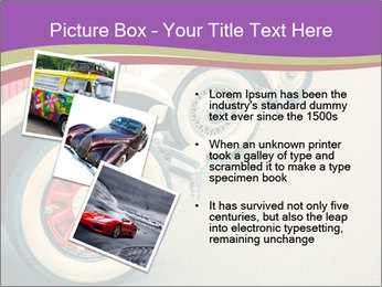 Vintage Car PowerPoint Template - Slide 17