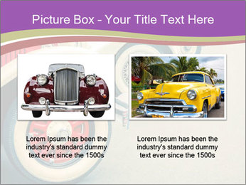 Vintage Car PowerPoint Template - Slide 18