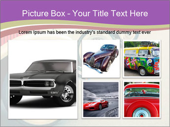Vintage Car PowerPoint Templates - Slide 19