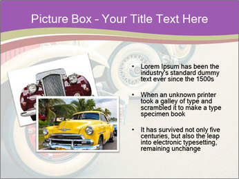 Vintage Car PowerPoint Template - Slide 20