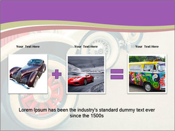 Vintage Car PowerPoint Template - Slide 22