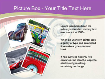 Vintage Car PowerPoint Templates - Slide 23