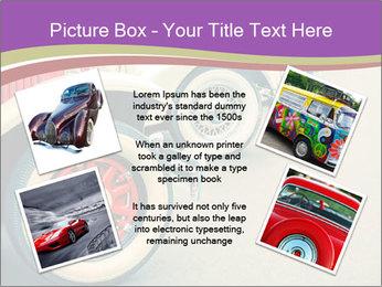 Vintage Car PowerPoint Template - Slide 24