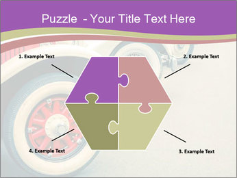 Vintage Car PowerPoint Template - Slide 40